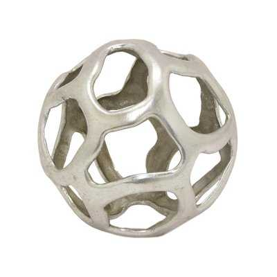 Jenkintown Orb Sculpture - Wayfair