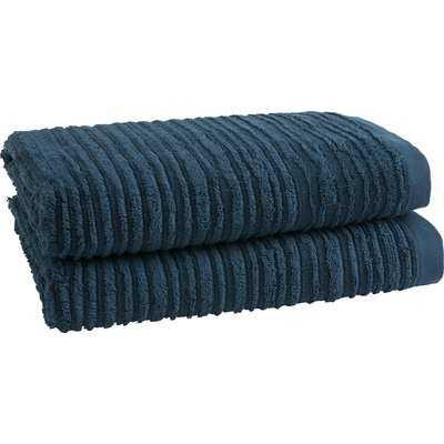 Akilah 100% Cotton Bath Towel - AllModern