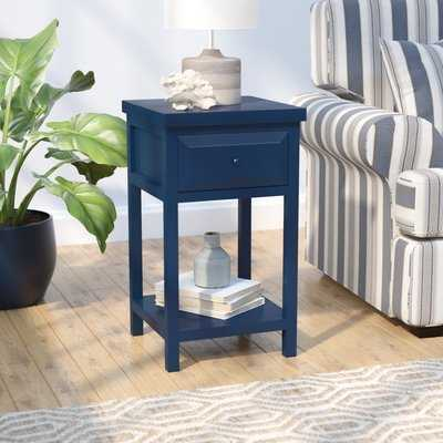 Maquoit End Table With Storage - Wayfair