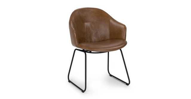 Glove Bella Tan Dining Chair - Article