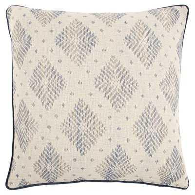 Saige Decorative Cotton Throw Pillow - Birch Lane