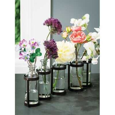 Marvin 5 Piece Decorative Bottle Set - Wayfair