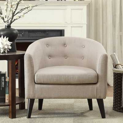 Phipps Barrel Chair - Wayfair