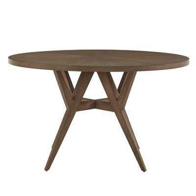 Carolina Solid Wood Dining Table - Wayfair