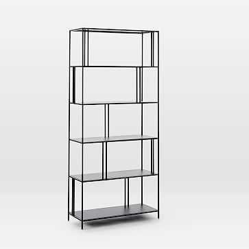Profile Wide Bookcase - West Elm