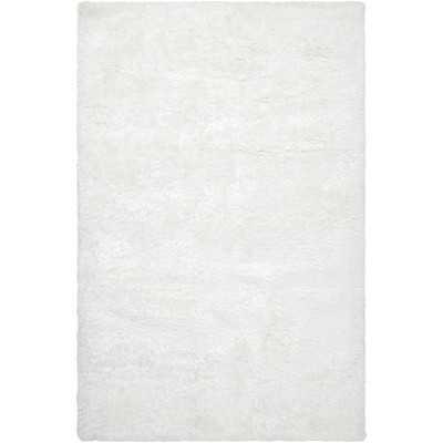 Elizabethville Hand-Woven White Area Rug - AllModern