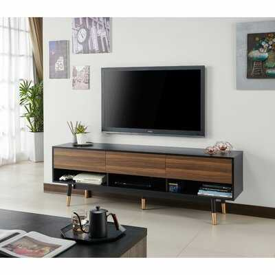 Warlick TV Stand for TVs up to 70 - Wayfair