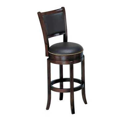 Briony Swivel Bar Stool - Wayfair