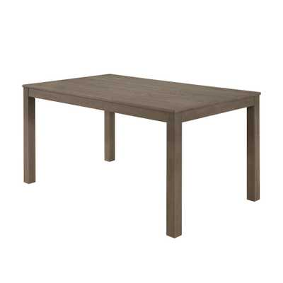 Dining Tables Vintage Gray - Target