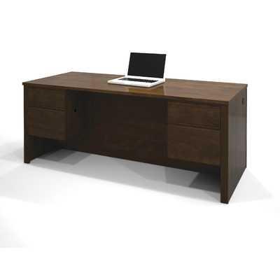 Prestige Executive Desk - Wayfair