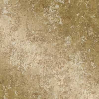 Distressed Gold Leaf Self-Adhesive Removable Wallpaper - Home Depot