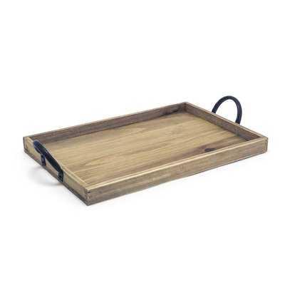 Rustic Wood™ Serving Tray (Set of 2) - AllModern