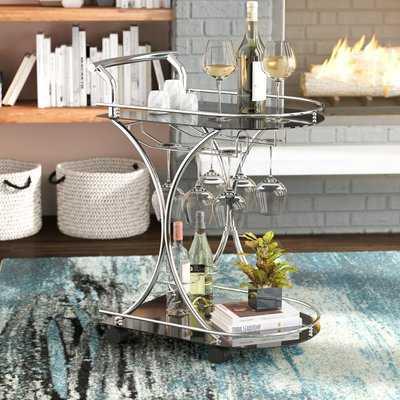 Baumbach Bar Cart - AllModern