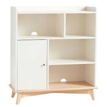 Sloan Storage Bookcase - West Elm