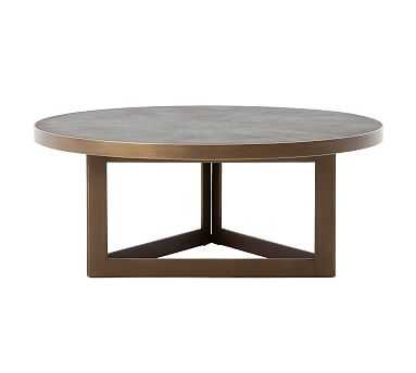 Sillers Coffee Table - Pottery Barn