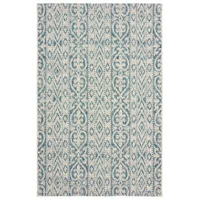 Dilip Blue Indoor/Outdoor Area Rug - Wayfair
