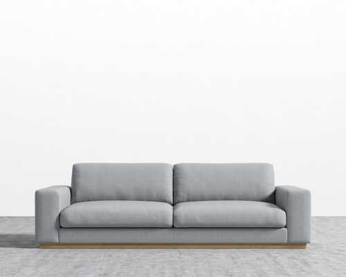 Noah Sofa - Charcoal - Rove Concepts