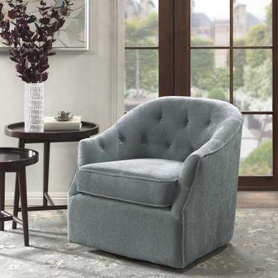 Cadmus Swivel Armchair - Birch Lane