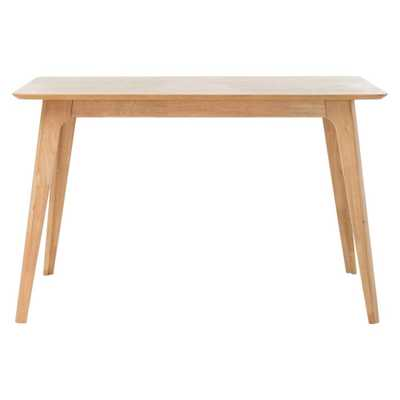 Gideon Dining Table - Natural Oak - Christopher Knight Home - Target