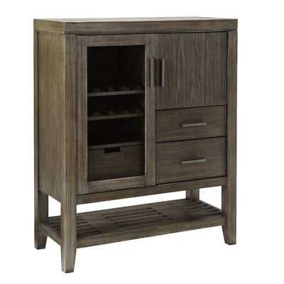 Demetris Bar Cabinet - Wayfair