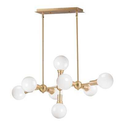 Godbey 8-Light Sputnik Chandelier - Wayfair