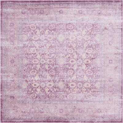 Matheny Violet 9' 10 x 13' 0 Rug - Wayfair