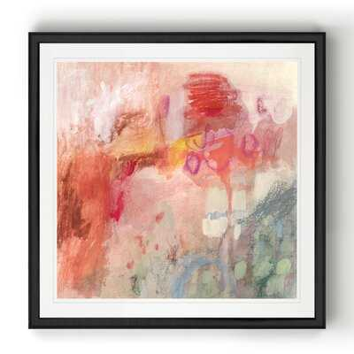 Incendies II - Picture Frame Painting Print on Canvas - Wayfair