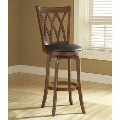 "Cobb 30"" Swivel Bar Stool - Wayfair"