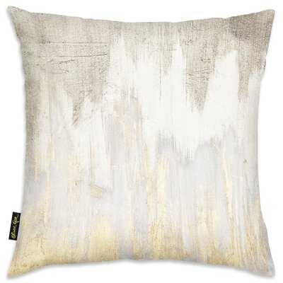 German Golden Caves Throw Pillow - Wayfair