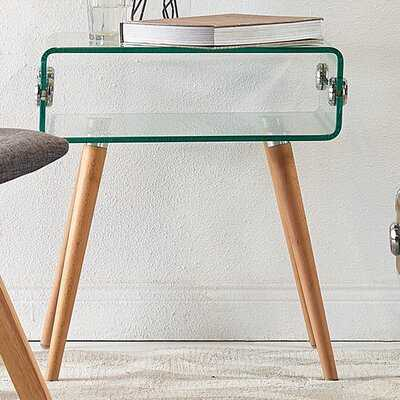 Nevins End Table - Wayfair