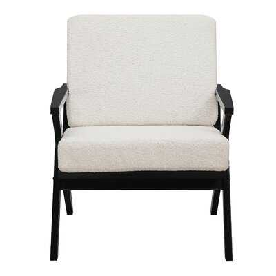 Wood Frame Chair - White - Wayfair