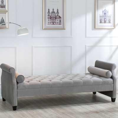 Deckard Upholstered Daybed - Wayfair