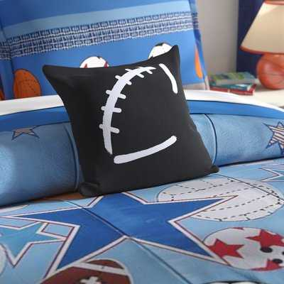 Bauer Football Throw Pillow - Wayfair