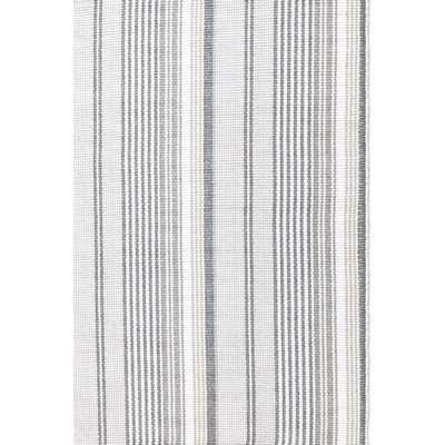 Hand Woven Grey Area Rug - Wayfair