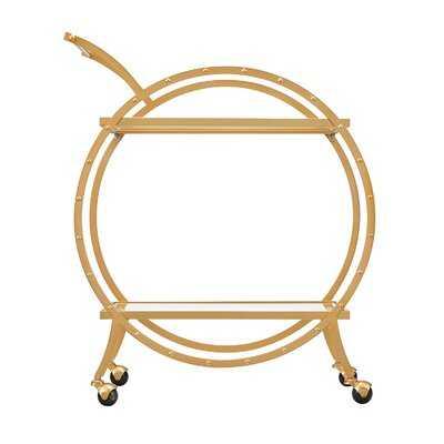 Hiro Bar Cart - AllModern