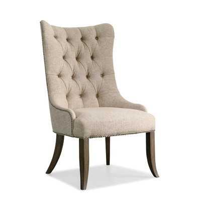 Rhapsody Upholstered Dining Chair (Set of 2) - Wayfair