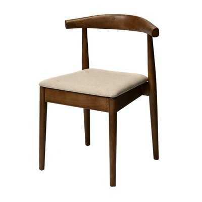 Bernardi Solid Wood Dining Chair - Wayfair