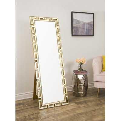 Charlot Full Length Mirror - Wayfair