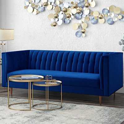 Hartell Chesterfield Sofa - Wayfair