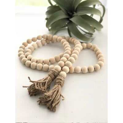 Jax Bead Garland - Wayfair