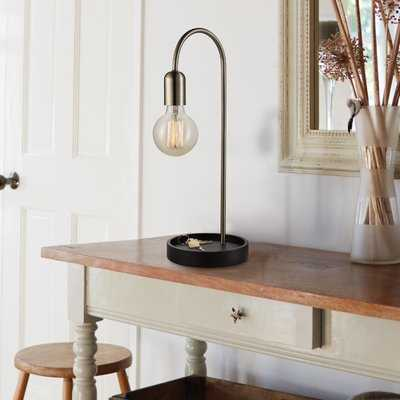 """Parton Arched 20"""" Table Lamp - AllModern"""