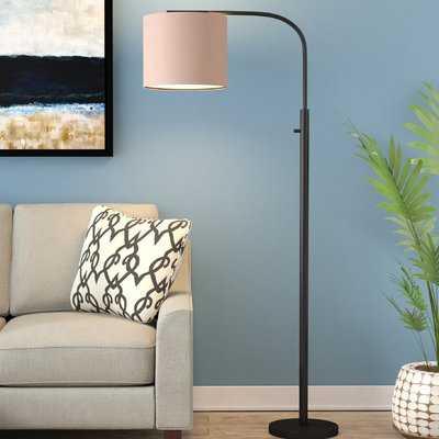 Montgomery Arched Floor Lamp - Birch Lane