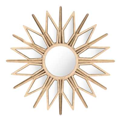 Gold Starburst Mirror by World Market - World Market/Cost Plus