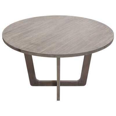 Solano Round Dining Table - Wayfair