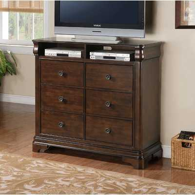 "Emmanuelle 45"" TV Stand - Wayfair"