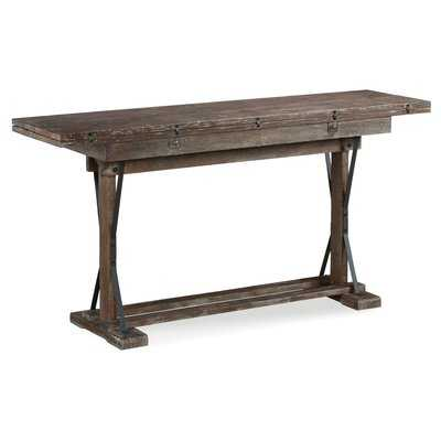 Flip-Top Dining Table - Wayfair