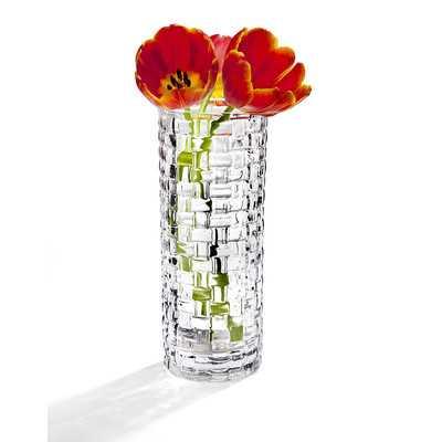Charlize Weave Crystal Vase - Wayfair