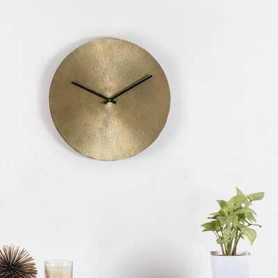 "Shiela 15"" Wall Clock - AllModern"