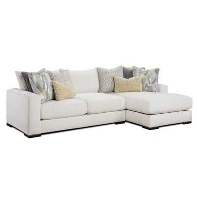 Eccleston Right Hand Facing Sectional - Wayfair
