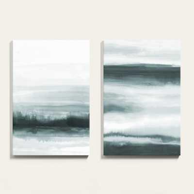 "Misty Skies Art  60"" x 40"" - Ballard Designs - Ballard Designs"